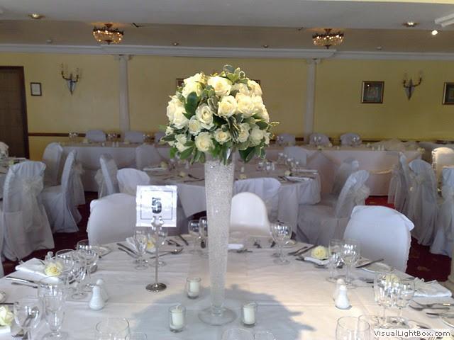 Wedding Reception Centre Pieces